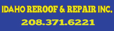 Idaho ReRoof Mobile Banner